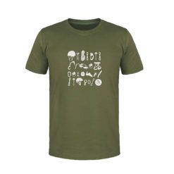 تیشرت سنگنوردی و طبیعتگردی مگاهندز Megahandz Mega shirt