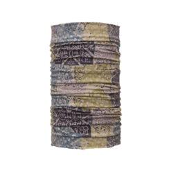 دستمال سر و گردن قصه دار تیداسان مدل ریشه در خاک Teadasun Scarf