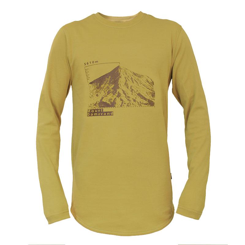 تیشرت آستین بلند مگاهندز Megahandz Mega shirt Mount Damavand
