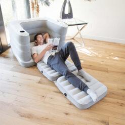 کاناپه یک نفره تخت شونده بست وی Bestway 75065
