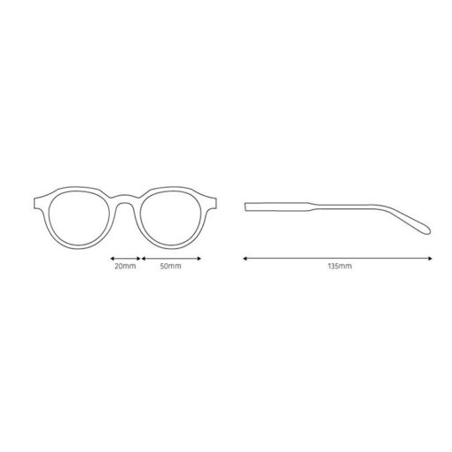 عینک کامپیوتر بارنر مدل چمبری Barner Chamberi